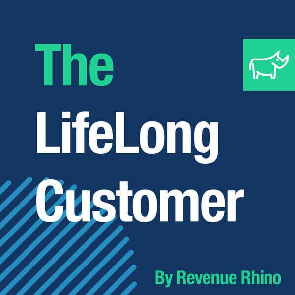 the lifelong customer logo