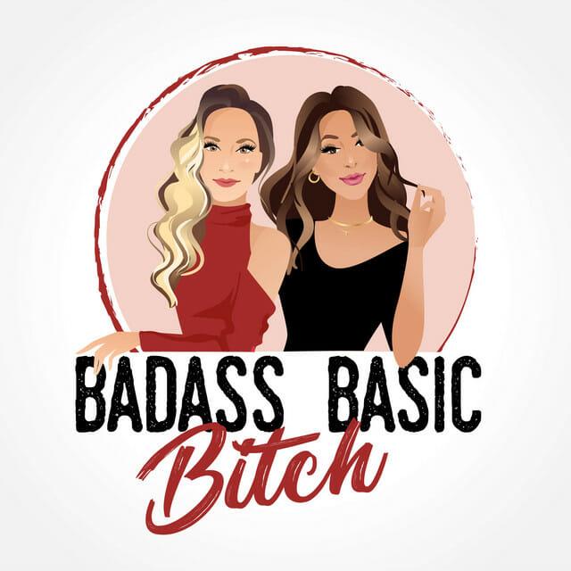 badass basic bitches podcast logo