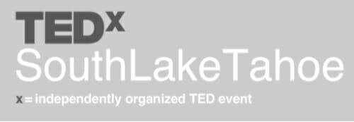 tedx south lake tahoe logo